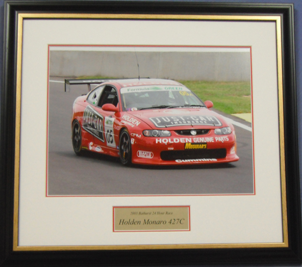 Peter Brock 427 C Monaro